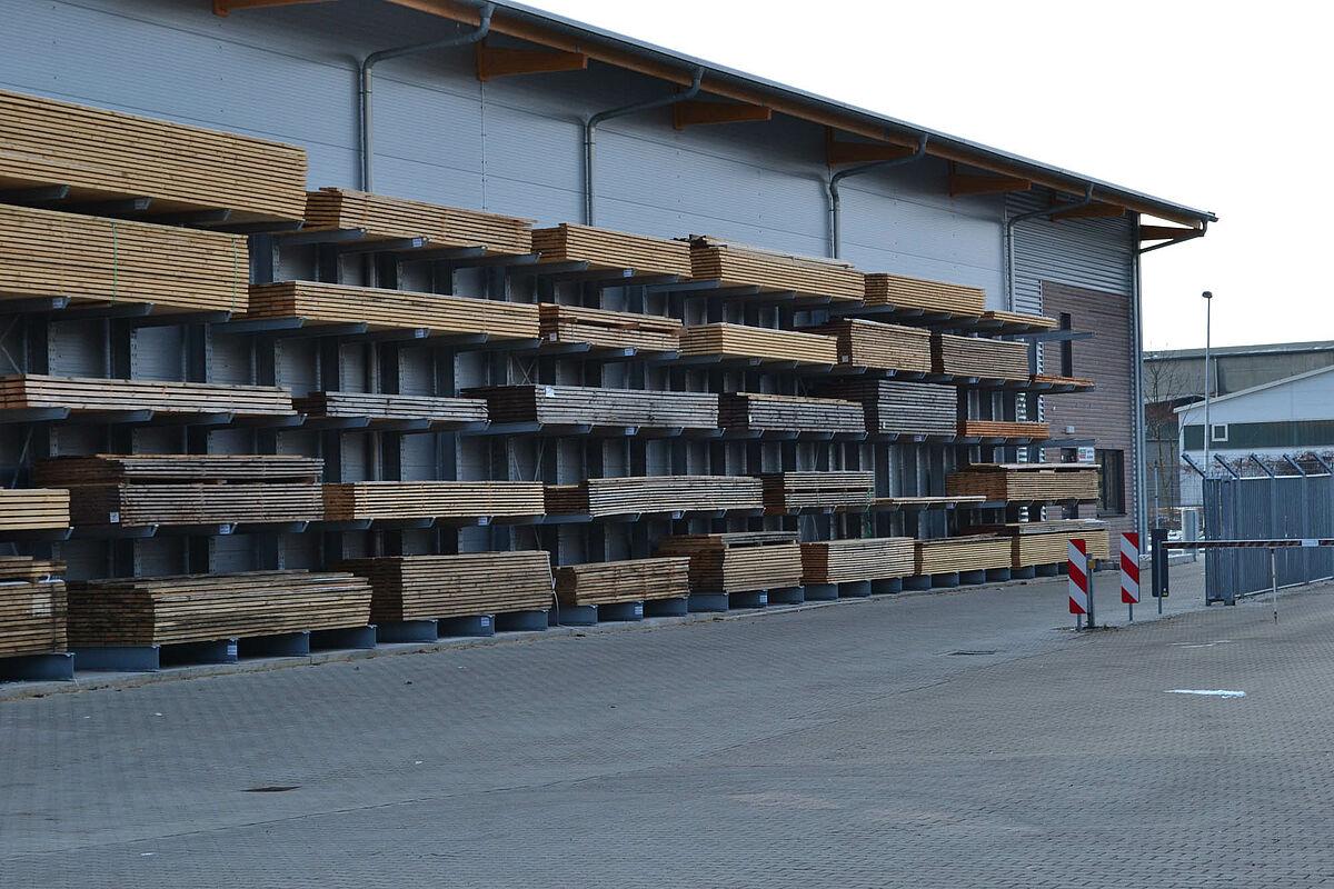 Holzhandel Lüneburg